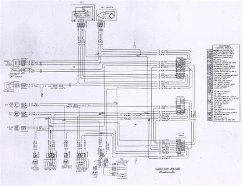 1979 camaro wiring diagram camaro wiring electrical information