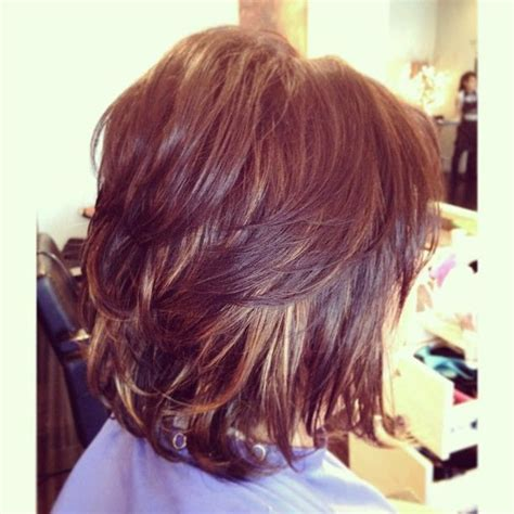Layered Bobs With Highlights | 1000 images about i love bob haircuts on pinterest