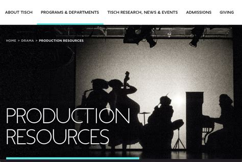 tisch tuition as tisch tuition climbs resources for student led theatre