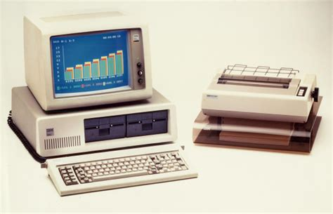 Original Computer ibm pc the beginnings of the pc revolution and ms dos
