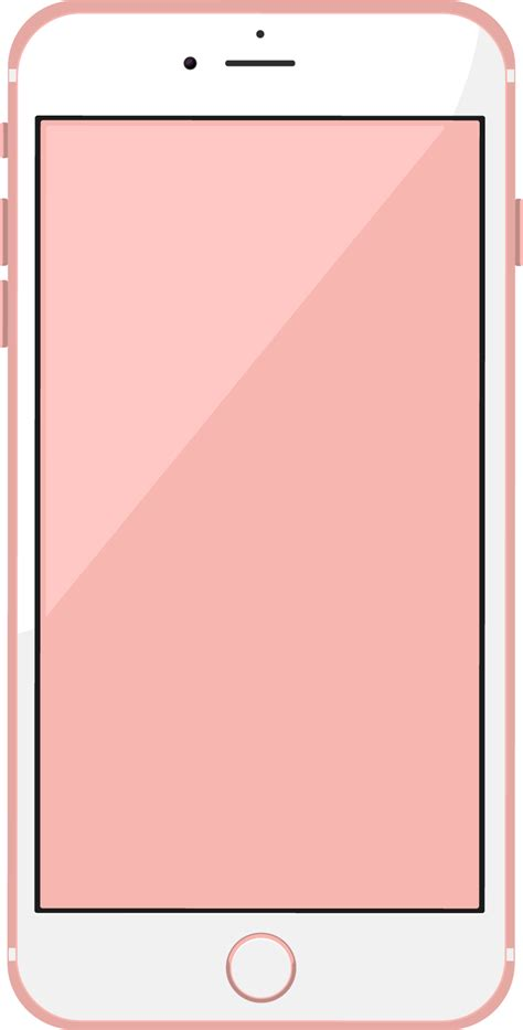 iphone clip iphone 7 png transparent free images png only