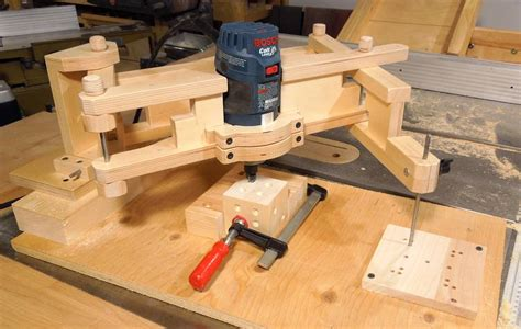 homemade router pantograph