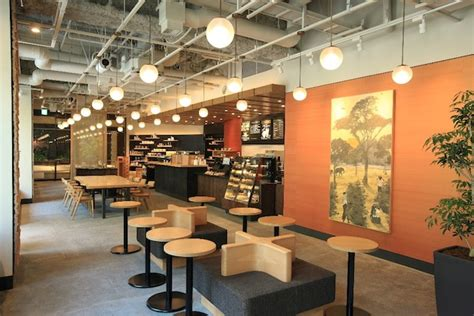design cafe traditional starbucks opens new traditional japanese crafts branch