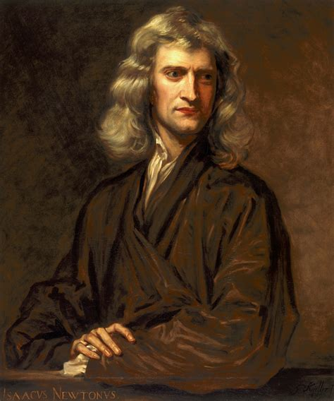 isaac newton videos sir isaac newton online portrait of isaac newton by godfrey kneller c 1689