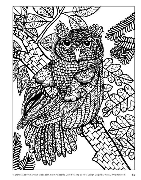 fantastic animals 2 a colouring book a unique antistress coloring gift for and seniors for color therapy with stress relief mindful meditation books 199 best images about coloring pages owls on