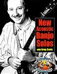 5 String Banjo Books