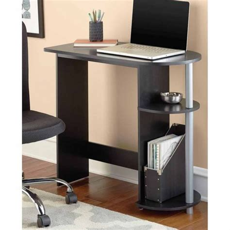 Walmart Small Computer Desk Mainstays Computer Desk Black Walmart