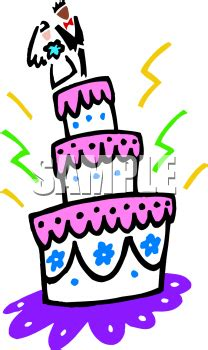 Wedding Food Clipart by Wedding Cake Clip Foodclipart