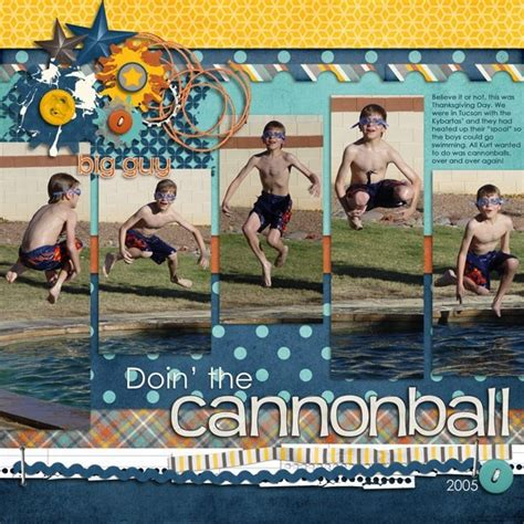 themes for swimming carnival 17 best images about kids scrapbook layouts on pinterest