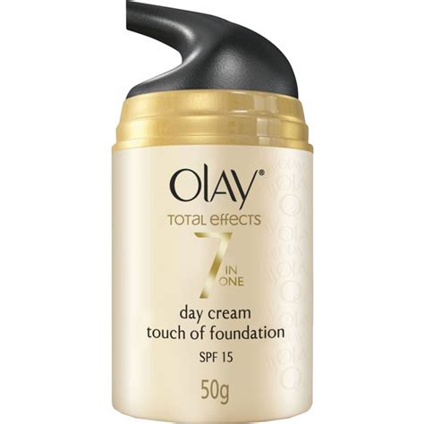 Berapa Olay Total Effect Touch Of Foundation olay total effect touch of foundation medium 50 ml 163 5 25