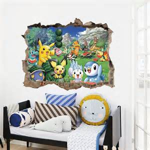 pokemon wall decals with regard to your home wow interiors and decors krishna vinyl wall sticker buy