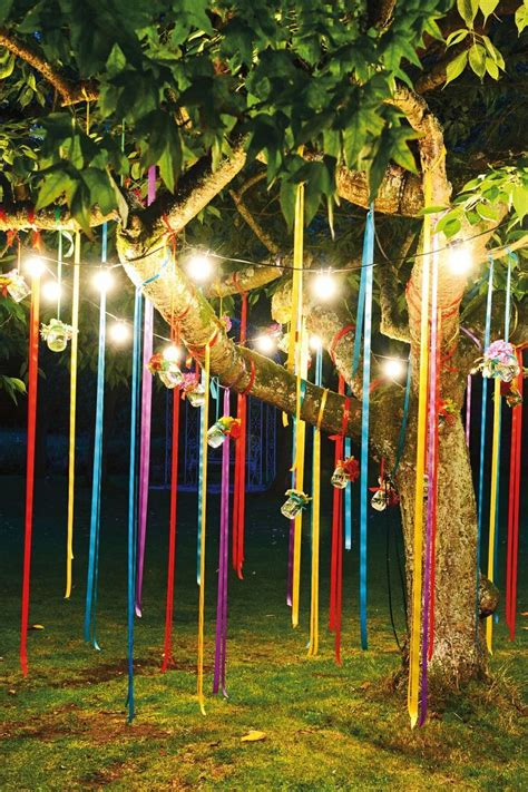 best 25 outdoor birthday decorations ideas on
