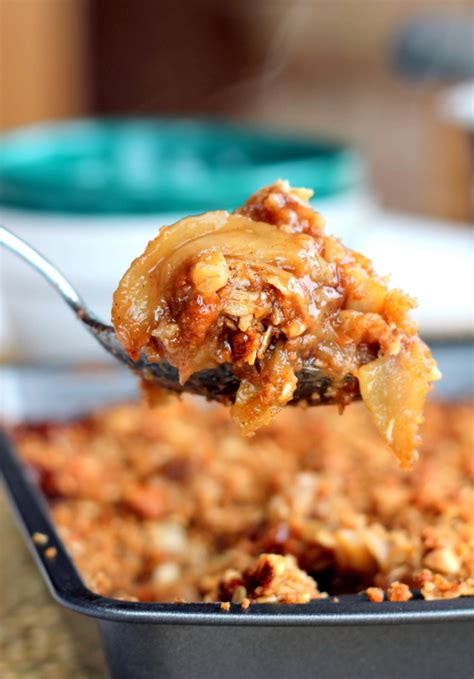the best apple crisp you ll ever have a cup of jo