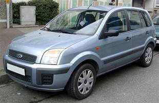 Ford Fuzion Ford Fusion Europe
