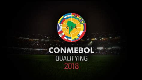 south america world cup qualifiers 2018 table worldcupqualifiers
