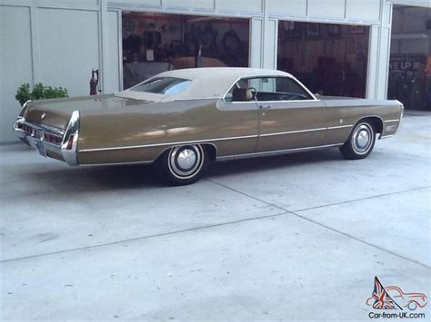1970 Chrysler Imperial For Sale by 1970 Chrysler Imperial