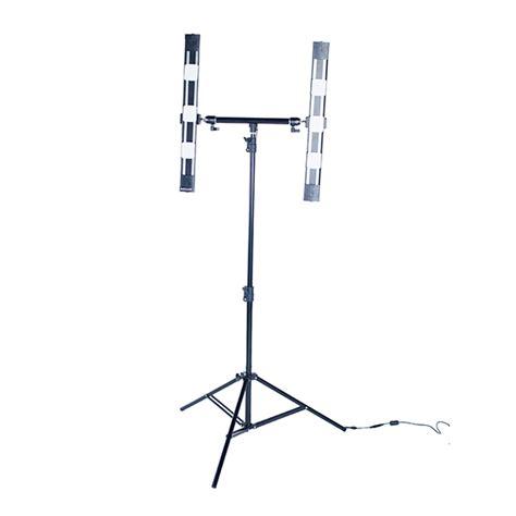 led work light stand agilux 5400 lumen portable led work light stand light