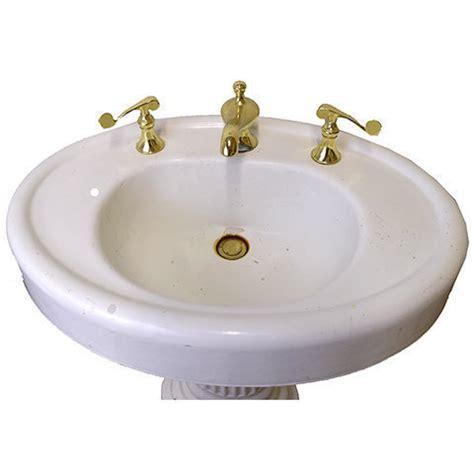 Cast Iron Pedestal Sink by Cast Iron Pedestal Sink