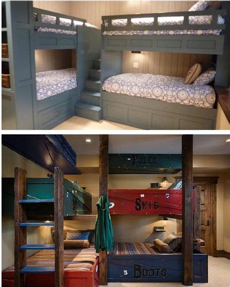 Corner Bunk Bed Plans 1000 Ideas About Corner Bunk Beds On Boy Bunk Beds Bunk Bed And Shared Rooms
