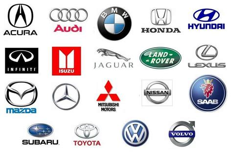 car brands1 cars and cranks
