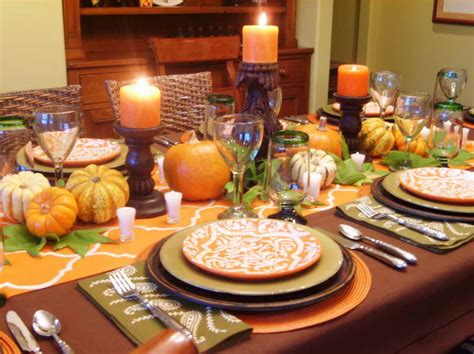ideas table decorations thanksgiving dinner 26 cozy thanksgiving decoration ideas always in trend