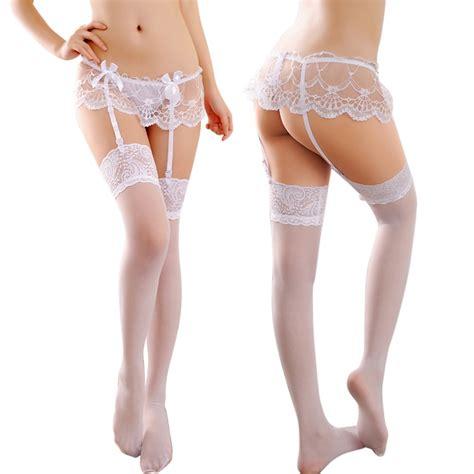 ebay ie sexy women ladies lace bowknot garters stocking suspender