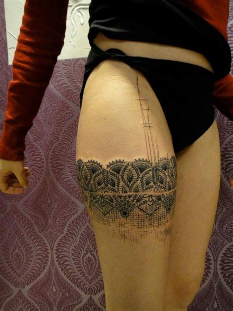 tattoo knitting pattern 26 best crochet tattoos images on pinterest