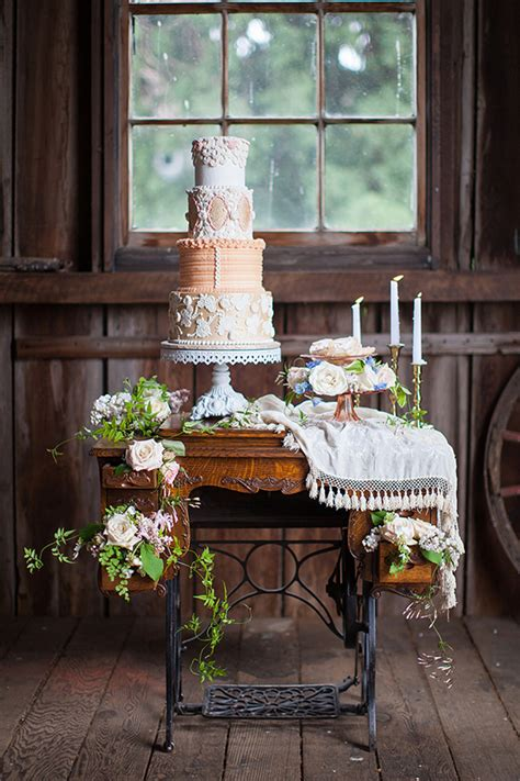 wedding cake table ideas 20 inspiring wedding cake display tables mon cheri bridals
