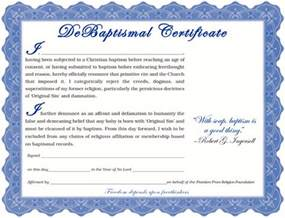 free water baptism certificate template baptism certificate template word