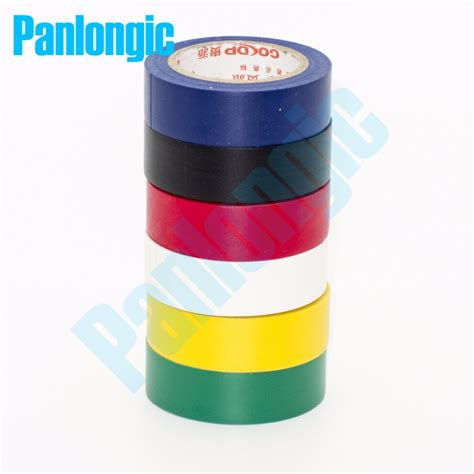 Gantungan Serba Guna Adhesive 6 Pcs 6pcs 6 colors 10meters pcs electrical insulation adhesive high temperature insulation