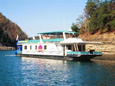 kentucky house boat rental 80 mystic houseboat