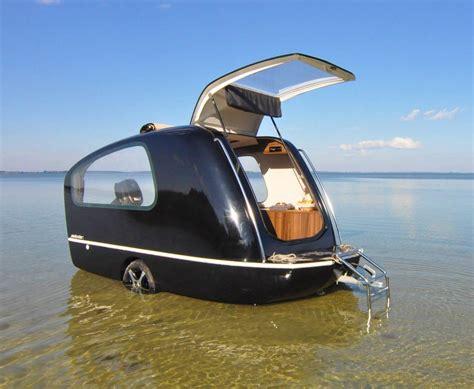 sealander towed camper   boat  volvo forums