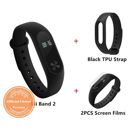 package a xiaomi mi band 2 smart bracelet official global version