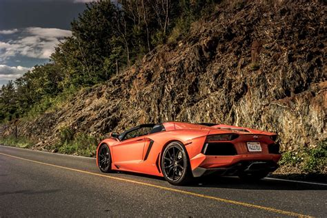 Lamborghini Who Owns Lamborghini Aventador Roadster Owns The Runway Roadshow