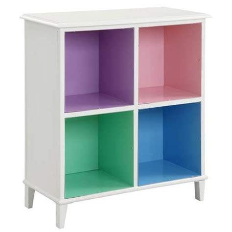 juliette open bookshelf with four compartment shelves