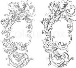 Baroque Designs 2301407 616980 Baroque Design Element Traditional Style