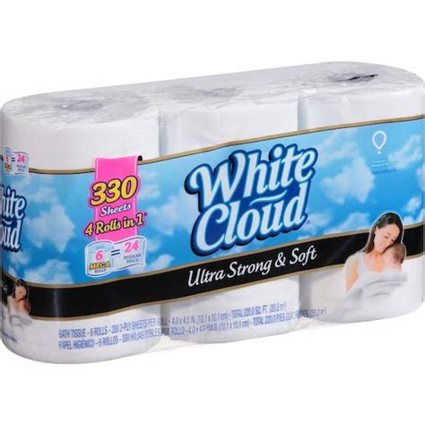 White Cloud Bathroom Tissue by Printable Coupons And Deals White Cloud Ultra Soft