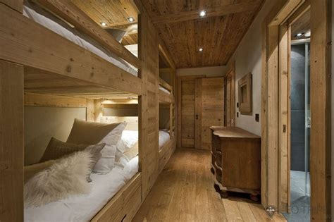deco chambre style chalet chambre chalet