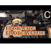 Dr CARRO Bico Injetor Sujo De Verdade Por Um Filtro