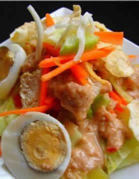 Rujak Pengantin Rujak Penganten Istimewa tidak di temukan resep kuliner indonesia dan dunia