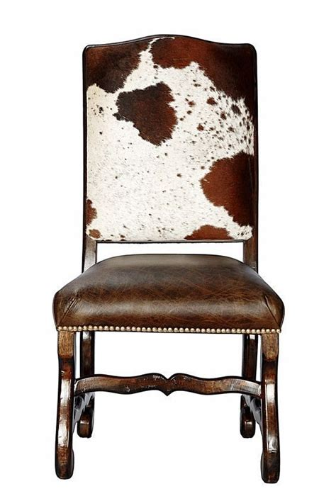 Cowhide Dining Chairs - cowhide chairs cowhide bar stools cowhide ottomans