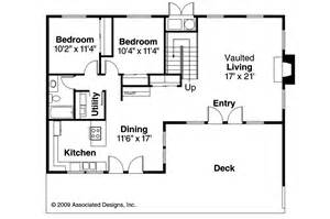 floor plans design a frame house plans cascade 10 034 associated designs