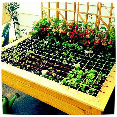 square foot container gardening hometalk salad dressing 6 dirt cheap ways to turn your