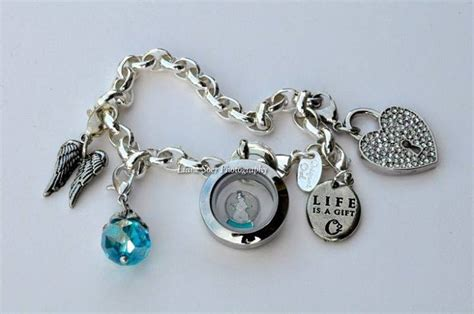 How To Open Origami Owl Bracelet Locket - origami owl bracelet locket and charms giveaway ends 5 10