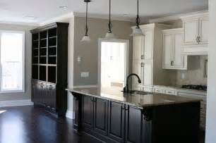 Anew Grey Anew Gray By Sherwin Williams With Dark Floors And Off