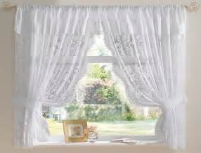 White Lace Curtains 6 Styles Of White Lace Curtains