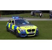 New Police BMW 1 Series Interceptor Demonstrator