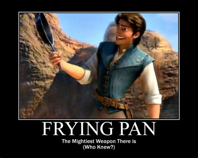 Who Knew Meme - frying pan by lockpine on deviantart