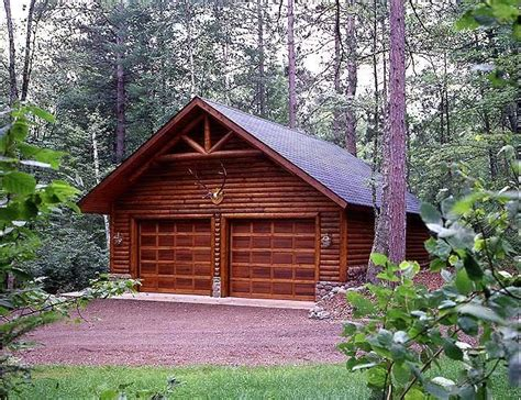 log cabin garage pin by jolene slingsby on cabin pinterest