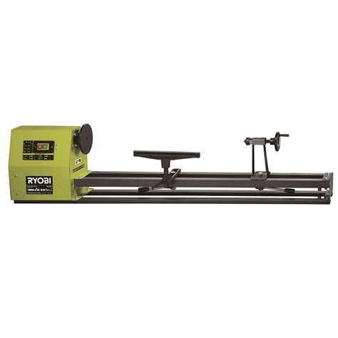 ryobi woodworking tools ryobi 350w 970mm wood lathe bunnings warehouse